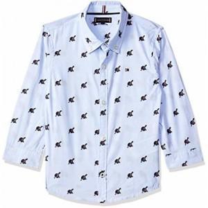 Tommy Hilfiger Baby Boys' Plain Regular Fit Shirt