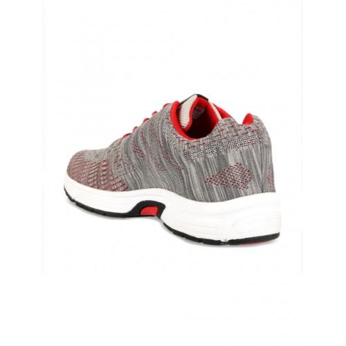 Duke Men Grey Training or Gym Shoes