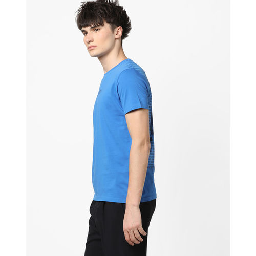 Lee Crew-Neck T-shirt with Back Graphic Print