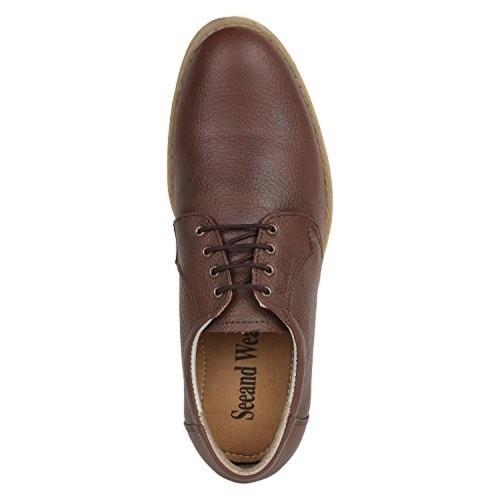 e9527bd731 Buy SeeandWear Genuine Leather Casual Shoes online   Looksgud.in