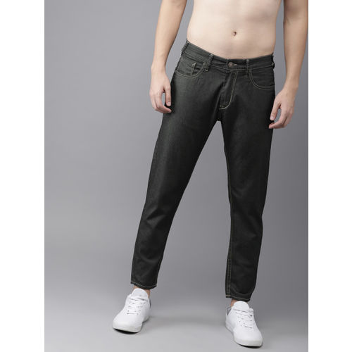 HERE&NOW Men Blue Slim Fit Mid-Rise Clean Look Jeans