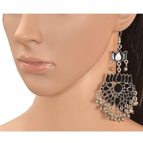 Minha Antique afghani earrings