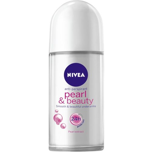 Nivea Pearl And Beauty Deodorant Roll-on - For Women(50 ml)