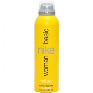 Nike Basic Yellow Deodorant Spray - For Women(200 ml)
