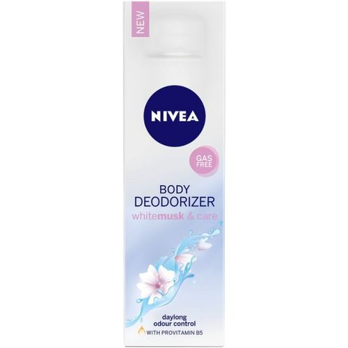 Nivea White Musk and Care Deodorant Spray - For Women(120 ml)