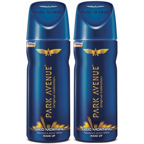 Park Avenue Deodorant Spray - For Men(500 ml, Pack of 2)