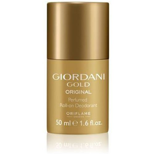Oriflame Sweden Giordani Gold Original Perfumed Roll-On Deodorant Deodorant Roll-on - For Women(50 ml)