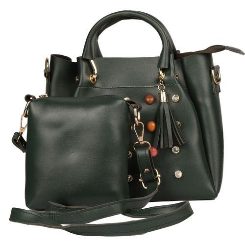 Arfafashions Shoulder Bag(Black)