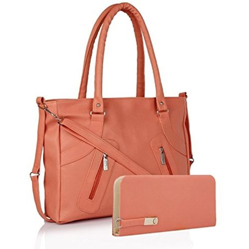 SCORIA Shoulder Bag(Pink)