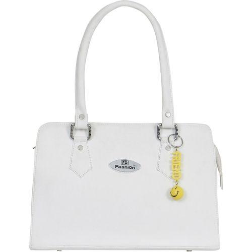 dfc1bb140ba2 Buy FD Fashion Soft Shoulder Bag(White) online