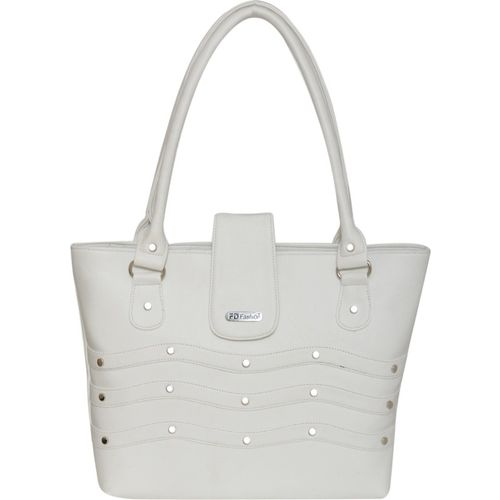 FD Fashion Shoulder Bag(White)