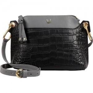 ae3062f147 Buy Versace 19.69 Italia Women Black Genuine Leather Sling Bag ...