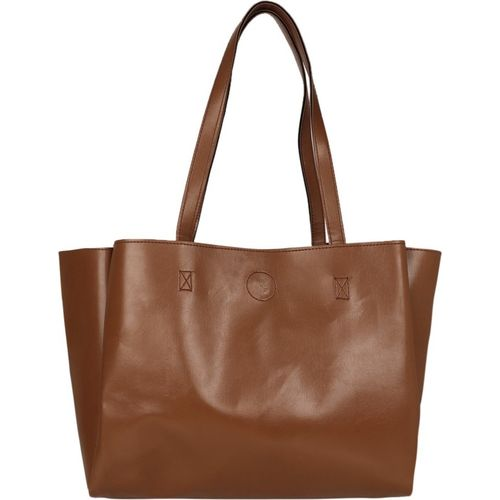 Don Cavalli Tote(Brown)
