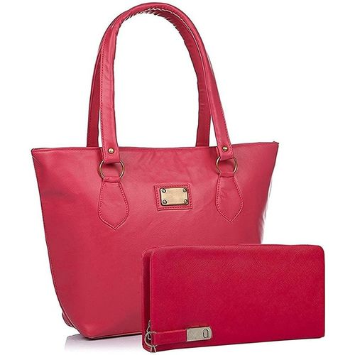SALEBOX Shoulder Bag(Pink)