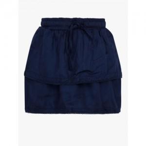 Gini and Jony Navy Blue Skirt