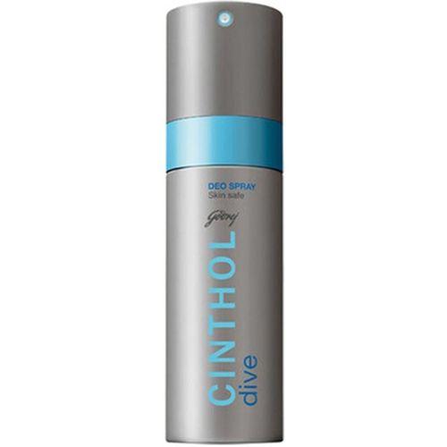 Cinthol Dive Deodorant Spray - For Men(150 ml)