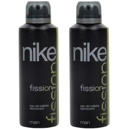 Nike Man Fission Deodorant Spray for Men 200ML Each (Pack of 2) Deodorant Spray - For Men(400 ml, Pack of 2)