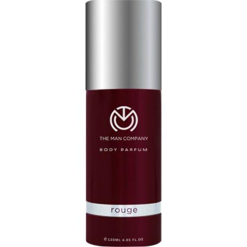 The Man Company Rouge Body Perfume Deodorant Spray - For Men(120 ml)