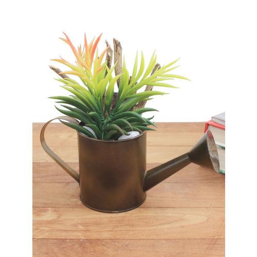Deco Aro Multicoloured Artificial Bonsai Plant in Jute Pot
