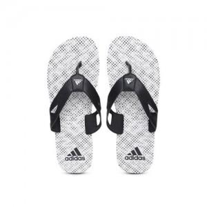 65e0e0db05b04 Buy ADIDAS Men Grey BISE Textured Thong Flip-Flops online