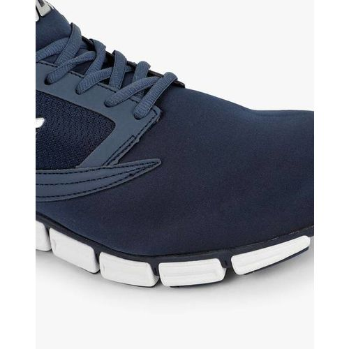 FILA Panelled Lace-Up Sports Shoes