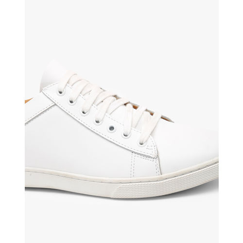 STEVE MADDEN Panelled Lace-Up Sneakers