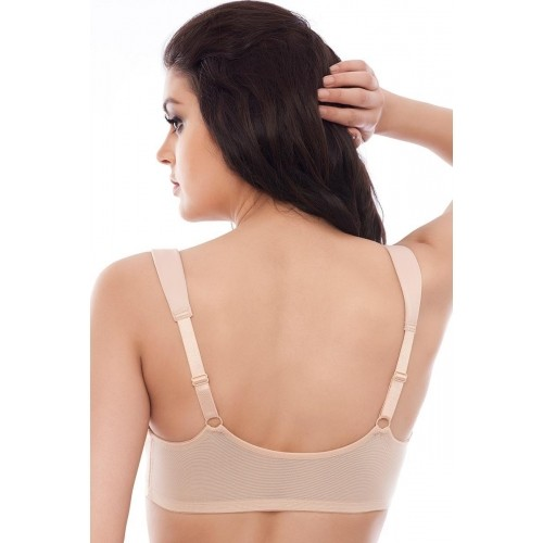 b2af7f451 Buy Penny Quattro Support Front Open Full Coverage Bra - Skin online ...