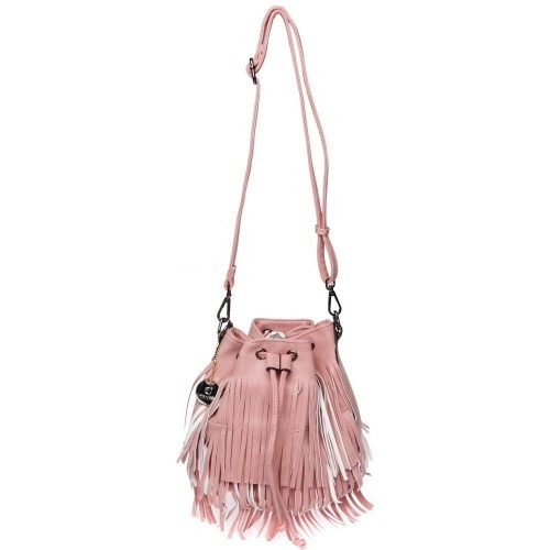 Buy Fur Jaden Women Pink PU Sling Bag online  034a17b23f677