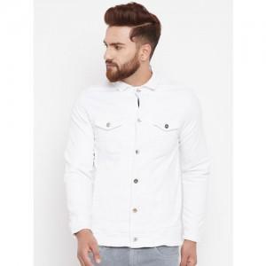dfd53f26ee8c3 Buy latest Men's Denim Jackets On Flipkart, Limeroad online in India ...
