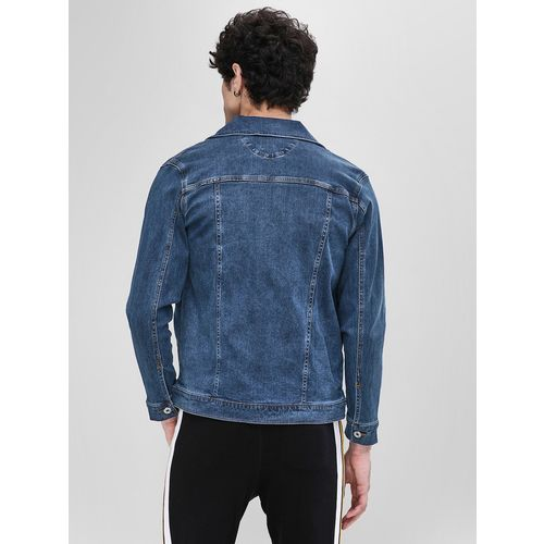 Blue Saint Slim Fit Denim Jacket