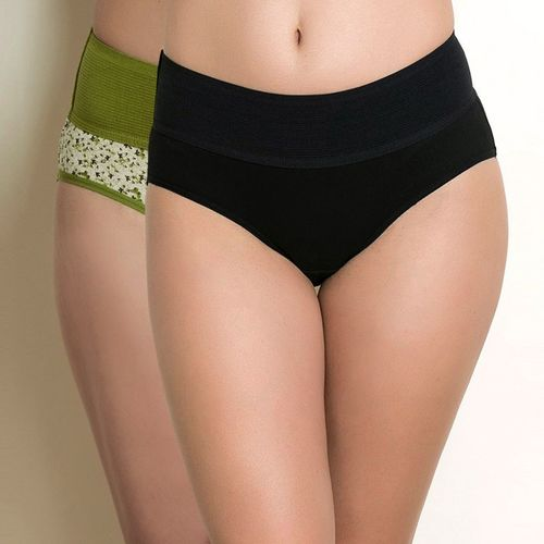 6675412cf22 Buy Rosaline By Zivame Women Hipster Multicolor Panty(Pack of 3 ...