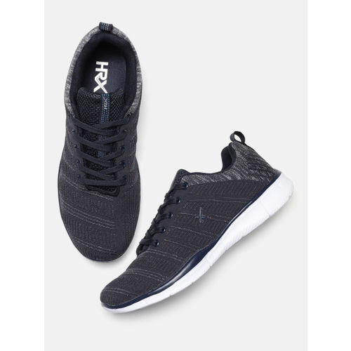 HRX by Hrithik Roshan Men Navy Blue Running Shoes