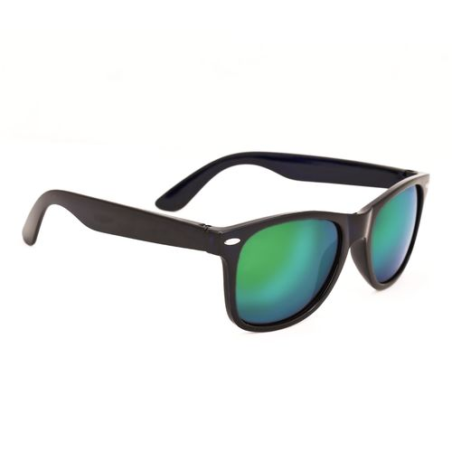 Royal Son Classic Green Mirrored wayfarer Sunglasses For Men and Women
