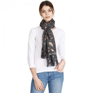 FabSeasons Embellished Cotton Women's Scarf