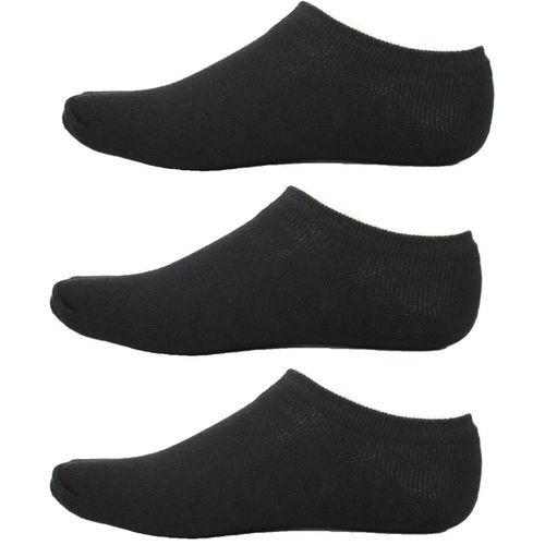 HashBean Men & Women Solid Peds/Footie/No-Show(Pack of 3)