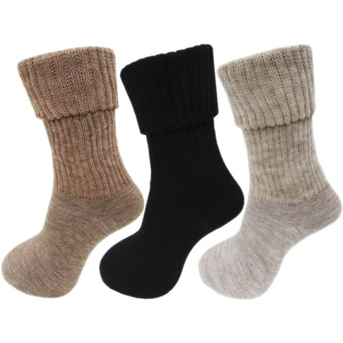 Rc. Royal Class Women Mid-Calf/Crew(Pack of 3)