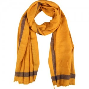 FabSeasons Solid Woolen Men's & Women's Scarf