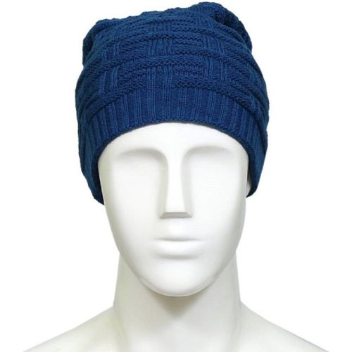 Buy Shop At Bargain Self Design Unisex Woolen Long Beanie Cap for Winter  Skull Head Cap online  e07fcfea034