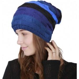 Weavers Villa Beanie Slouchy Winter Acro Wool Cap
