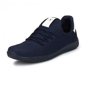 FUCASSO Men's Fine Quality and Comfortable Blue Sports Shoes