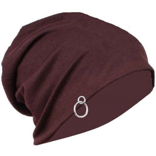 M John's Solid Beanie Ring Cap Cap