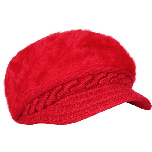iSweven Solid Winter, Skull, Knitted Woolen Cap