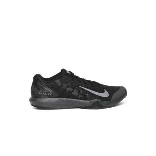 14f925726c846 ... Nike Men Black NIKE RETALIATION TR 2 Training or Gym Shoes ...