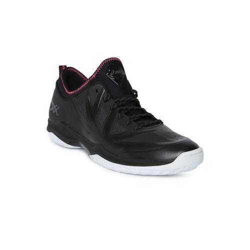 Asics GLIDE NOVA FF Black Basketball Shoes For Men
