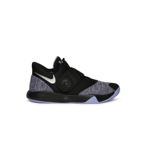 pretty nice 4971e 29615 ... Nike Men Black   Blue KD Trey 5 VI Sports Shoes ...