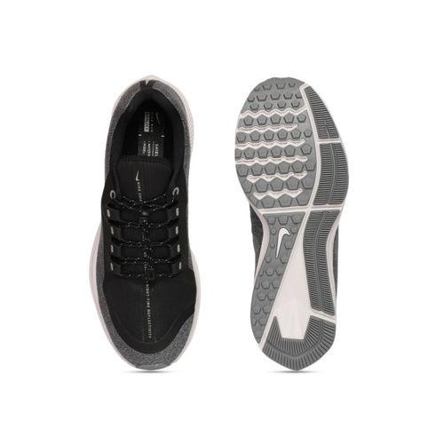 info for b1efe 8f319 Buy Nike Men Black & Grey Zoom Winflo 5 Run Shield Running ...