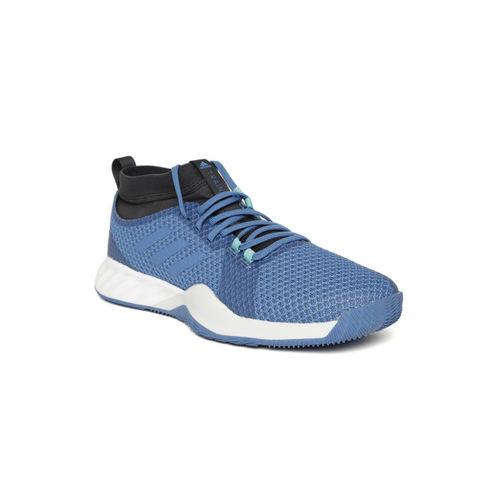 Adidas Men Blue Crazytrain Pro 3.0 Training Shoes