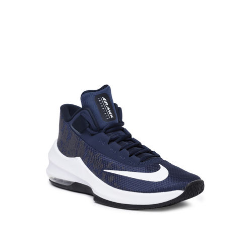 92c05188d0a0 Buy Nike Men AIR MAX INFURIATE 2 Basketball Shoes online