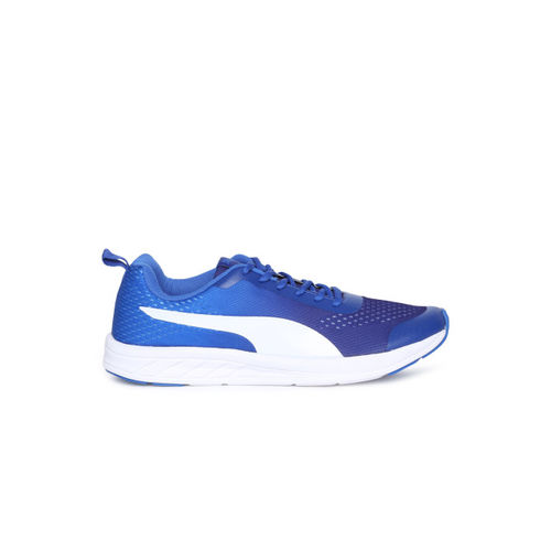 0034544c4a74 Buy Puma Men Blue Feral Runner Running Shoes online