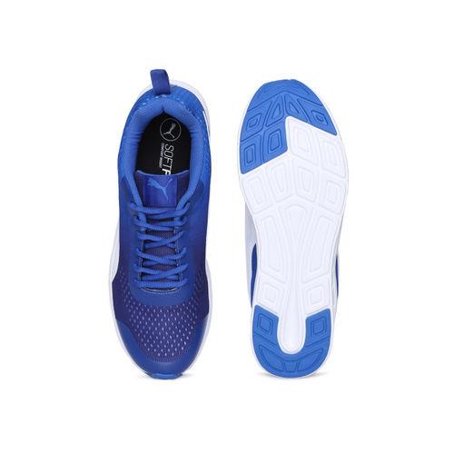 0034544c4a74 Buy Puma Men Blue Feral Runner Running Shoes online